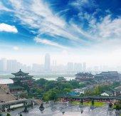 Pabellón tengwang — Foto de Stock