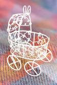 Baby stroller — Stock Photo