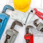 Plan plumber — Stockfoto #61520479