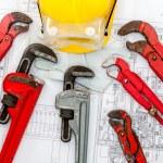 Plan plumber — Stok fotoğraf #61520483