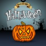 Halloween poster card — Stock Vector #52634491