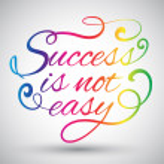 Success text design — Stock Vector #52635311