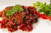Indonesian Padang cuisine — Stock Photo