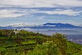 Beautiful Indonesian landscapes — Stock Photo