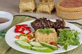 Indonesian cuisine — Stock Photo