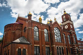 Saint Stanislaus Kostka Church - Pittsburgh, PA — Стоковое фото