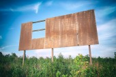 Outback old sign — Stockfoto
