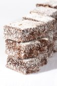 Group of Lamingtons — Stock Photo