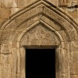Architectural details of ancient cathedral — Stock Photo #60215265