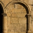 Architectural details of ancient cathedral — Stock Photo #60224597