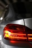 Rear light — Stock Photo