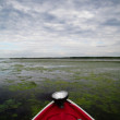 Boat on lake — Stock Photo #59350645