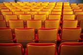 Kino Sitze — Stockfoto