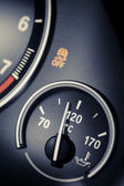Coolant gauge — Stock Photo