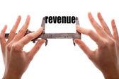 Small revenues — Stock Photo