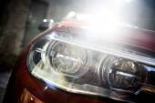 Led Autoscheinwerfer — Stockfoto