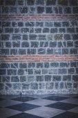 Mur gris — Photo