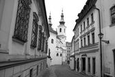 The City of Brno - Central Europe — Stock Photo