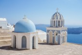 Santorini, Grécia — Fotografia Stock