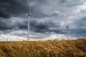 Molinos de viento — Foto de Stock
