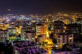 Alanya at night — Stock Photo
