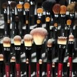Makeup brushes — Stock Photo #76490983