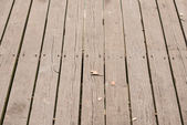 Wood plank veritcal as background — Stock Photo
