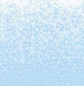 Snow background. — Stock Vector