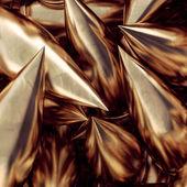 Golden bullet — Stock Photo