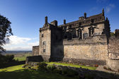 Royal Palace at Stirling castle — Stock Photo