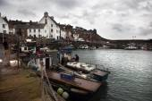 Fishing Boats in Scotland — Stock Photo