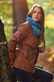 Autumn fashion — Stock Photo