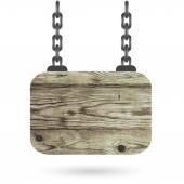 Tablero de madera — Foto de Stock