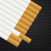 Cigarettes — Stock Vector