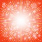 Sun Lights — Stock Vector
