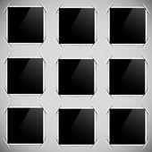 Photo Frames. — Stock Vector