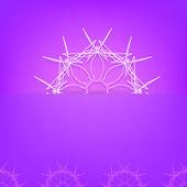 Geometrisk bakgrund — Stockvektor