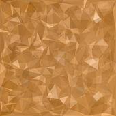 Polygonální pozadí — Stock fotografie