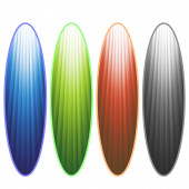 Surfingboards — Stock fotografie