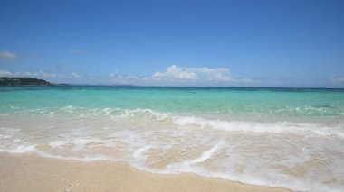 Summertime at the beach — Stockvideo