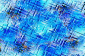 Blue abstract background, like frozen glass — Stock Photo