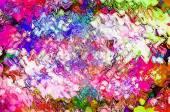 Abstrakt färgstarka bakgrund med ljusa färger — Stockfoto