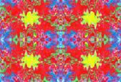 Art abstract bright rainbow pattern background — Stock Photo