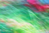 青、紫色および緑の co の明るくカラフルな抽象的な背景 — ストック写真