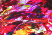 Art abstract bright rainbow oil pattern background  (red, purple — Stok fotoğraf