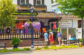 Main Street Frankenmuth — Foto Stock