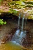 Blue Hen Falls vertical — Stock Photo