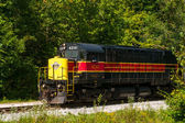 Cuyahoga Valley train — Stock Photo