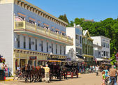 Mackinac street — Foto Stock