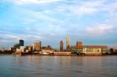 Port of Cleveland — Stock Photo